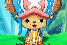 TONYTONY CHOPPER (≧▽≦) / anime e manga