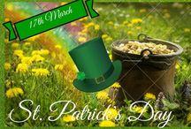 St Patrick's Day / Celebrations