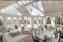 Homes with Conservatories / Chill out in a conservatory. Homes for sale in Cheshire.