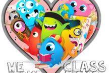 Class Dojo Avatars
