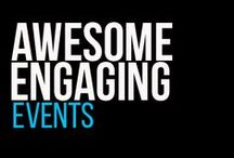 Awesome Engaging Events / by Dressed To Invest
