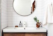 small-sized bathroom / spa, wellness, bathroom, Badezimmer, inspiration, interior
