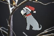 Christmas Gifts / Christmas Gift Ideas for the pet lover in your life. Our range includes mugs, Christmas decorations, cards, and more.