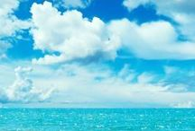 Caribbean Colors / The beauty of the Mexican Caribbean, and other clear blue water and white sand beach atmospheres.