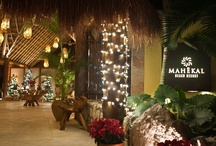 A Mahékal Christmas / Christmas is time to share love.  We are happy to enjoy this season with you.