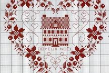 Cross Stitch Ideas / by Nicola Lynn