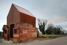 renovation of barns, water towers and etc. / by xenia sch