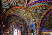 ARCHITECTURE - Lights & Colors Inspiration  / You will find here pictures that inspires us in Architecture