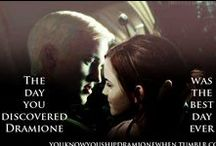 Draco Malfoy and Hermione Granger / my fav should be couple on harry potter