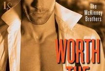 Worth The Risk McKinney Brothers #2 / The McKinney Brothers book 2