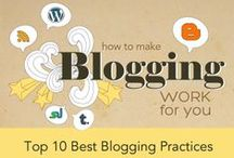 Blogging 101 / This board contains tips, ideas and other info in writing content or making blogs. / by ProfitablePopularity