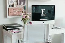 ☆ De ideale thuiswerkplek! / Inspiratie voor een ruime en productieve thuiswerkplek