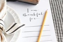 Thanksgiving Decorating Ideas / Thanksgiving decoration ideas to help you make this Thanksgiving the best ever. Find our favorite Thanksgiving decorating ideas here.