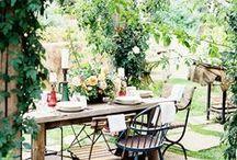 Hage / Garden and outdoor living