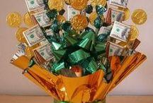 Pénzajándékok / Nem elvetemült ötlet ajándékba pénzt adni! Készíts egyedi csomagolást bármilyen alkalomra!