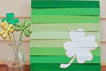 St. Patrick's Day DIYs / Anyone feeling green?