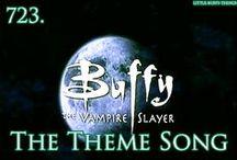 Little Buffy & Angel Things