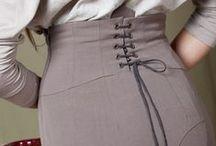 Skirts and .........