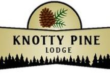 KNOTTY PINE / by mary meyer