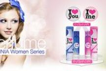 INSINIA Women Series / Sansiro Parfüm Bayan Erkek Sansiro Parfümler Perfume Perfumes Women Men Fragrance I LOVE ME I LOVE YOU