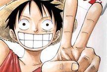 Luffy / Monkey D. Luffy - One Piece - Mugiwara no Luffy - Straw Hat Pirates