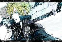 Cloud / Cloud Strife - Final Fantasy VII