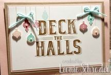Deckingthehalls2017 / Our ideas board for decorating the church for 2017