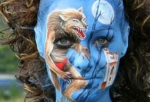 Luxury Body Art / Body Painting, Creativity to it's fullest.  - (Images that are not related, will be deleted)