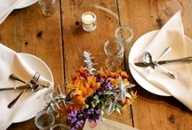 Table Settings / by Kathy Rogers