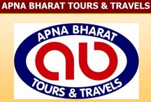 Apna Bharat Tours & Travels / Our vision at Apna Bharat Tours & Travels is to achieve Sustainable Competitive Advantage through Service Quality while taking care of Stakeholders.  OUR VALUES We believe in the principles of Sustainable Tourism - Responsible Tourism.