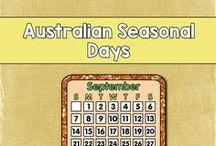 Seasonal and Special Days