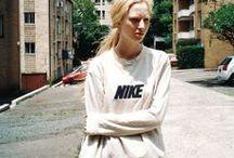 wear it sporty  / by Merna
