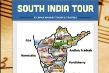 South India Tour / All the four southern states viz. Andhra Pradesh, Karnataka, Tamil Nadu and Kerala have scenic beauty, the exquisite architecture, sacred temples and exotic beaches.