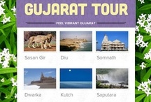 Gujarat Tour / Gujarat, the 'Jewel of the West,' is a tourist destination that offers religious, cultural and historical panorama......