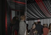 Decoració per acte cultural a Sallent / Decoració per acte cultural a Sallent / Decoración de acto cultural en Sallent