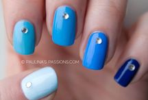 Nails / Gorgeous nail shades, stunning nail art and helpful tips!