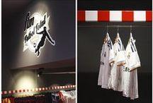 FOOTBALL SHOP DESIGN / Interiorismo para tienda de deportes Futbol Total Manresa