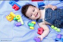 Ensaios de bebês