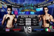 ซูเปอร์มวยไทย ไฟต์ถล่มโลก Super Muaythai / ซูเปอร์มวยไทย ไฟต์ถล่มโลก Super Muaythai