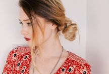 Hair Love / Envy inducing hairstyles, colours, helpful tutorials and handy hair tools.