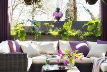 Elegant Elements   Outdoor Spaces / Outdoor entertaining spaces we love!