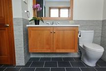 Bathroom Portfolio / Designed by Classic Kitchens & Baths  Greenfield, MA
