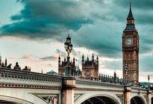 LONDON / Ciekawe miejsca