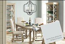 PASTELE /PASTELS/ / Pastels interiors
