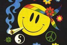 Hippie yeah / ::: Woodstock ::: Make Love not War ::: / by Gustav Leander