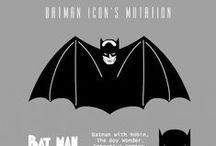 Batman - AKA Robert Lowery / 1949 / by Timothy R. Leto ®... #{T.R.L.}