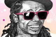 Lil Wayne / $$$Young Mula Baby❗❗❗$$$ / by ✨яαу✨