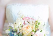 wedding inspiration / inspiration for a country romance themed wedding