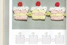 Crochet: edgings 2 / by janejong