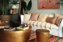 Style Profile   Boho Chic / Bohemian Chic rooms and furnishings